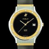 HUBLOT(ウブロ) CLASSIC 36mm STEEL GOLD 1525.100.2