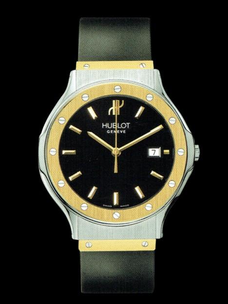 HUBLOT(ウブロ) CLASSIC 36mm STEEL GOLD 1525.NE10.2