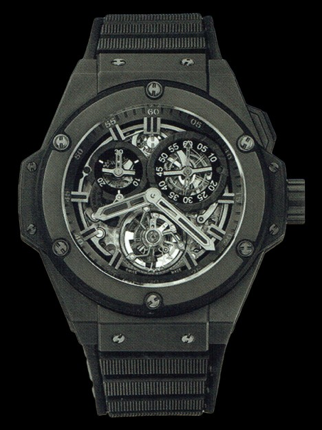 HUBLOT(ウブロ) 限定 KING POWER 48mm ALL BLACK 708.CI.0110.RX