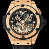 HUBLOT(ウブロ) 限定 KING POWER 48mm GOLD 701.PX.0180.RX