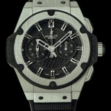 HUBLOT(ウブロ) 限定 KING POWER 48mm ZIRCONIUM 715.ZX.1127.RX