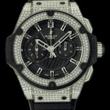 HUBLOT(ウブロ) KING POWER 48mm ZIRCONIUM DIAMOND 715.ZX.1727.RX.1704