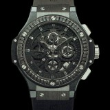 HUBLOT(ウブロ) BIG BANG 44mm aero bang all black carat 310.CM.1110.RX.1900