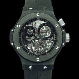 HUBLOT(ウブロ) 限定 BIG BANG 44mm bigger bang all black 308.CI.134.RX