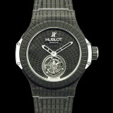 HUBLOT(ウブロ) BIG BANG 44mm GUMMY BANG BLACK TOURBILLON 305.RX.1910.RX
