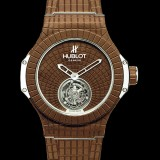 HUBLOT(ウブロ) BIG BANG 44mm GUMMY BANG CHOCOLATE TOURBILLON 305.RC.3910.RC
