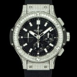 HUBLOT(ウブロ) BIG BANG 44mm STEEL DIAMONDS BRACELET 301.SX.1170.RX.0904