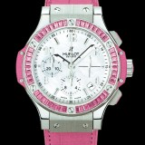HUBLOT(ウブロ) BIG BANG 41mm STEEL TUTTI FRUTTI ROSE 341.SP.6010.LR.1933