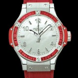 HUBLOT(ウブロ) BIG BANG 38mm STEEL TUTTI FRUTTI RED 361.SR.6010.LR.1913