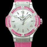 HUBLOT(ウブロ) BIG BANG 38mm STEEL TUTTI FRUTTI ROSE 361.SP.6010.LR.1933