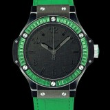 HUBLOT(ウブロ) 限定 BIG BANG 38mm BLACK TUTTI FRUTTI APPLE 361.CR.1110.LR.1922
