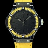 HUBLOT(ウブロ) 限定 BIG BANG 38mm BLACK TUTTI FRUTTI LEMON 361.CY.1110.LR.1905