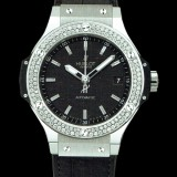HUBLOT(ウブロ) BIG BANG 38mm STEEL DIAMONDS 365.SX.1170.LR.1104