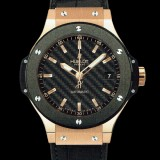 HUBLOT(ウブロ) BIG BANG 38mm GOLD CERAMIC 365.PM.1780.PX