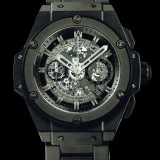 HUBLOT(ウブロ) KING POWER 48mm ALL BLACK BRACELET 701.CI.0110.CI