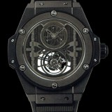 HUBLOT(ウブロ) 限定 KING POWER 48mm ALL BLACK TOURBILLON 705.CI.0007.RX