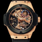HUBLOT(ウブロ) 限定 KING POWER 48mm KING GOLD CERAMIC 706.OM.1180.RX