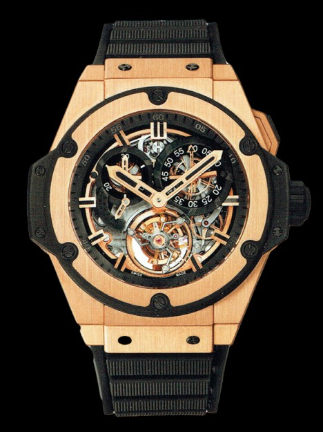 HUBLOT(ウブロ) 限定 KING POWER 48mm KING GOLD 708.PX.0180.RX