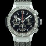 HUBLOT(ウブロ) BIG BANG 41mm steel diamond 342.SX.130.RX.114