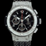 HUBLOT(ウブロ) BIG BANG 41mm steel jewellery 342.SW.130.RX.094