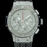 HUBLOT(ウブロ) BIG BANG 41mm steel full pave 341.SX.9010.RX.1704