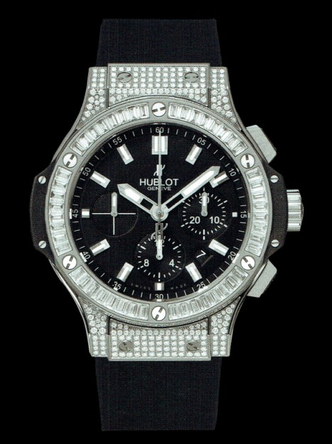 HUBLOT(ウブロ) BIG BANG 44mm STEEL JEWELLERY 301.SX.1170.RX.0904