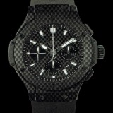 HUBLOT(ウブロ) BIG BANG 44mm all carbon 301.QX.1724.RX