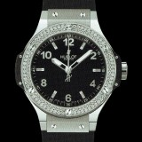 HUBLOT(ウブロ) BIG BANG 38mm STEEL DIAMONDS 361.SX.1270.RX.1104