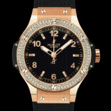 HUBLOT(ウブロ) BIG BANG 38mm GOLD DIAMONDS 361.PX.1280.RX.1104