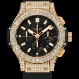 HUBLOT(ウブロ) BIG BANG 44mm gold pave 301.PX.1180.RX.1704