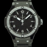 HUBLOT(ウブロ) BIG BANG 38mm BLACK MAGIC BRACELET 361.CV.1270.CM.1104