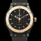 HUBLOT(ウブロ) CLASSIC FUSION 42mm CERAMIC KING GOLD 542.CO.1790.RX