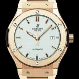 HUBLOT(ウブロ) CLASSIC FUSION 42mm KING GOLD OPALIN BRACELET 542.NX.2610.OX