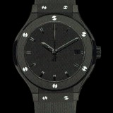 HUBLOT(ウブロ) 限定 CLASSIC FUSION 38mm ALL BLACK 565.CM.1110.RZ.1704