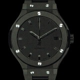 HUBLOT(ウブロ) 限定 CLASSIC FUSION 38mm ALL BLACK BRACELET 565.CM.1110.CM