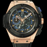 HUBLOT(ウブロ) 限定 KING POWER 48mm UEFA EURO 2012 UKRAINE 716.OM.1129.RX.EUR12