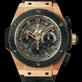 HUBLOT(ウブロ) 限定 KING POWER 48mm F1 GREAT BRITAIN 703.OM.6912.NR.FMC12