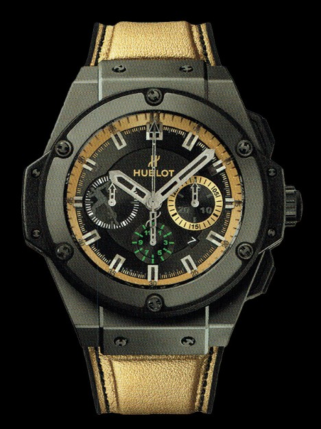 HUBLOT(ウブロ) 限定 KING POWER 48mm USAIN BOLT 703.CI.1129.NR.USB12