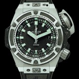 HUBLOT(ウブロ) 限定 KING POWER 48mm OCEANOGRAPHIC 4000 TITANIUM 731.NX.1190.RX