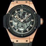 HUBLOT(ウブロ) 限定 KING POWER 48mm KING GOLD CARBON 704.OQ.1138.GR