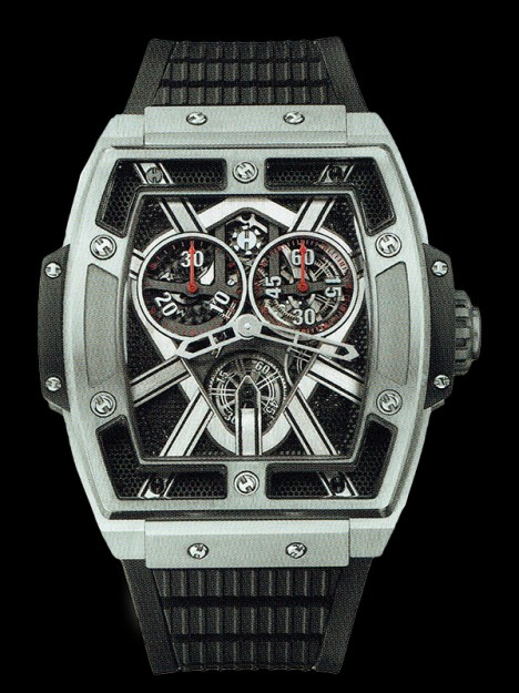 HUBLOT(ウブロ) 限定 MASTERPIECE 48mm MP-01 901.NX.1129.RX