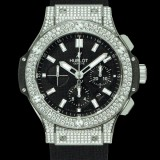 HUBLOT(ウブロ) BIG BANG 44mm steel pave 301.SX.1170.RX.1740