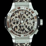 HUBLOT(ウブロ) 限定 BIG BANG 41mm SNOW LEOPARD 341.SX.7717.NR.1977