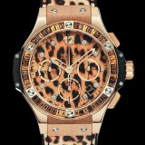 HUBLOT(ウブロ) 限定 BIG BANG 41mm LEOPARD 341.PX.7610.NR.1976