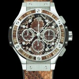 HUBLOT(ウブロ) 限定 BIG BANG 41mm BOA BANG STEEL BROWN 341.SX.7917.PR.1979