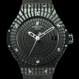 HUBLOT(ウブロ) BIG BANG 41mm BLACK CAVIAR 346.CX.1800.RX