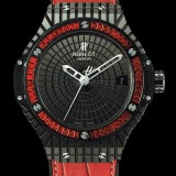HUBLOT(ウブロ) BIG BANG 41mm TUTTI FRUTTI RED CAVIAR 346.CD.1800.LR.1913