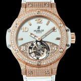 HUBLOT(ウブロ) 限定 BIG BANG 41mm TUTTI FRUTTI TOURBILLON PAVE 345.PE.2010.LR.1704
