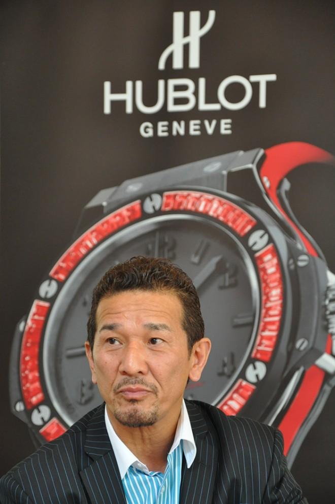 株式会社ブルーデンス 代表取締役 実渕 啓二 Mr.Hublot ウブロ