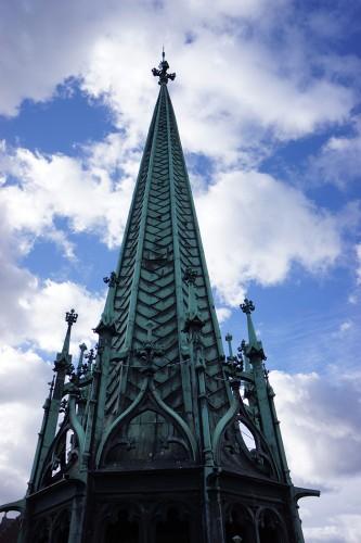 ジュネーブ サンピエール大聖堂